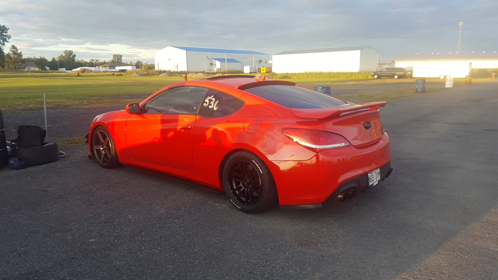 The venue is competitively priced and the shortest suv in its class, perfect for those who need a more compact vehicle. 2011 Hyundai Genesis Coupe RSpecs 1/4 mile Drag Racing