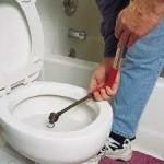 Clogged toilet repair and plumbing Etobicoke