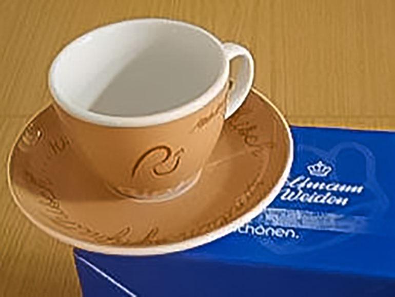 Cappuccino-Becher