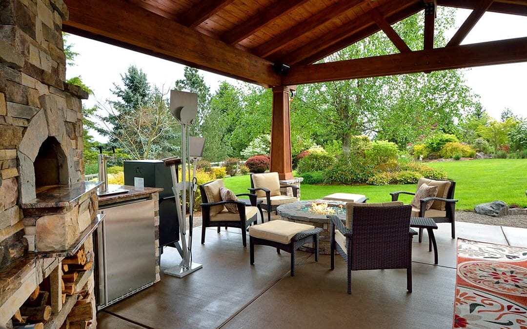 10 outdoor patio ideas to inspire your