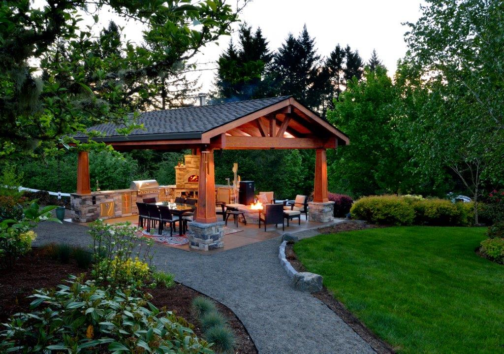 mcminnville outdoor lighting design and