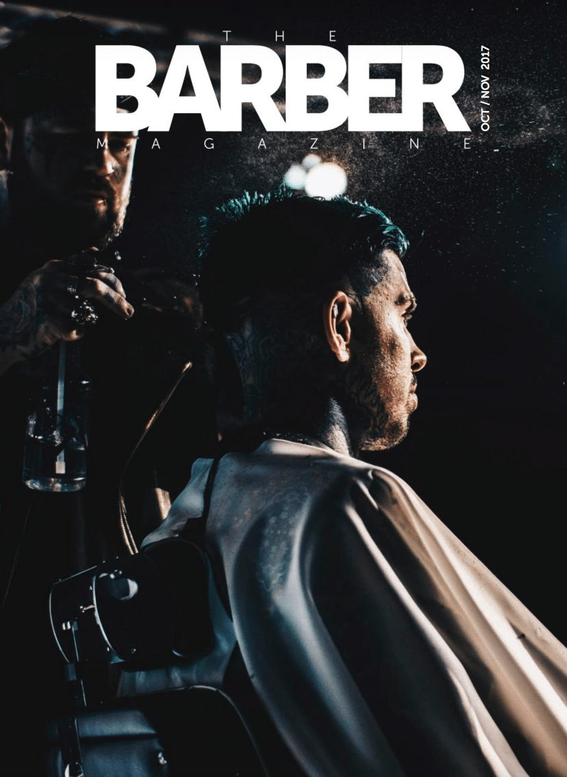 The Barber Magazine Oct:Nov 2017