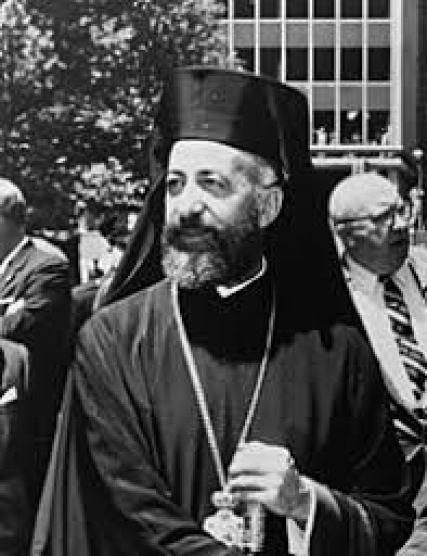 Ο Αρχιεπίσκοπος Μακάριος, ο ηγέτης της Κύπρου