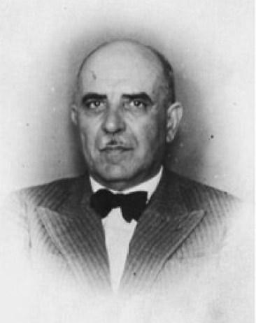 Ο Δημήτρης Γληνός, Έλληνας εκπαιδευτικός, συγγραφέας και πολιτικός.
