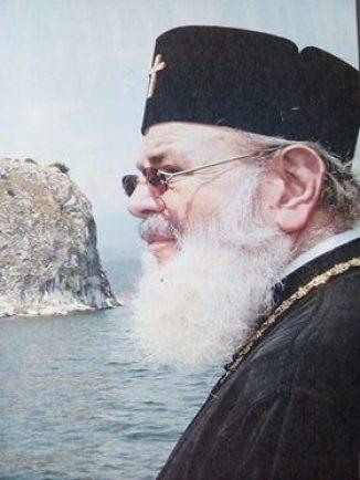 Ο Αρχιεπίσκοπος Χριστόδουλος