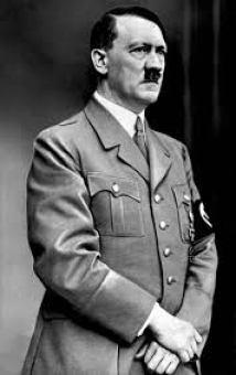 Ο Αδόλφος Χίτλερ