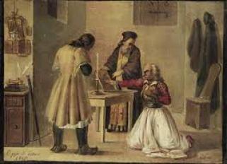 Ο Κολοκοτρώνης πριν την Επανάσταση