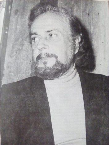 Ο Γιάννης Ρίτσος