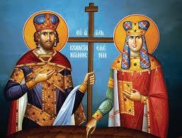 Ο Μέγας Κωνσταντίνος του Χριστού (272-337μ.Χ.)