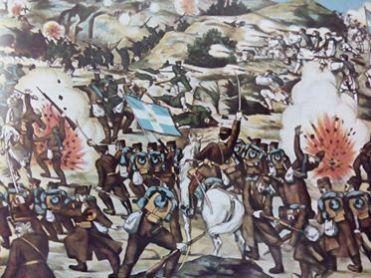 Η μάχη του Λαχανά