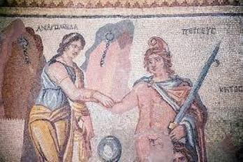Ο Περσέας και η Ανδρομέδα