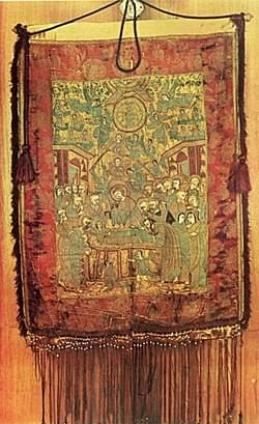 Ο θρύλος της Αγίας Λαύρας (1821)