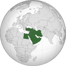 Λαοί της Μέσης Ανατολής
