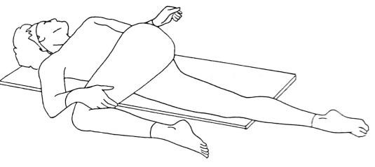 Причины синдрома Piriformis Короткая нога задней цепи piriformis stretch
