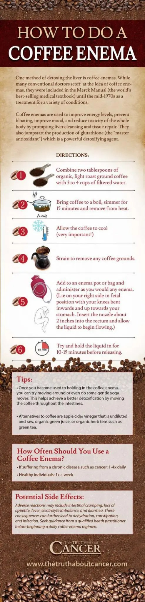 How-to-Do-a-Coffee-Enema - El Paso Chiropractor