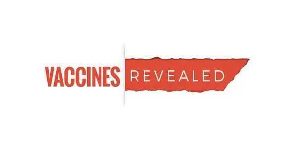 blog picture of vaccines revealed logo