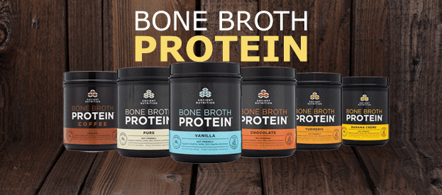 blog picture of bone broth protein bottles