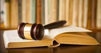 blog picture of gavel on a law book