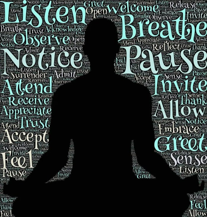 blog illustration of yoga with words that apply