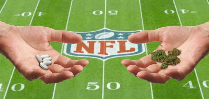 NFL marihuana