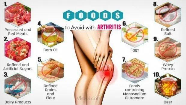 dieta artritica