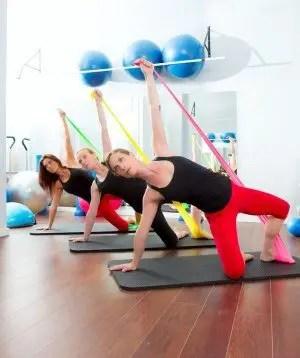 pilates class m