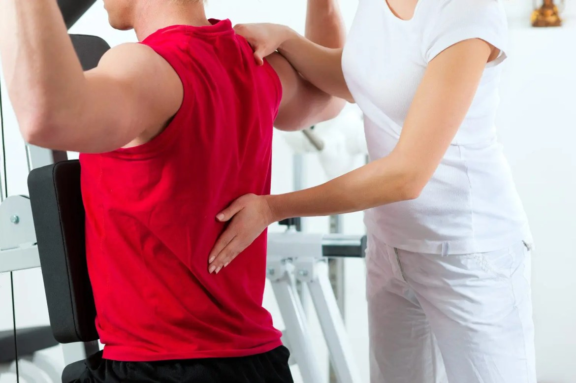 11860 Vista Del Sol, Ste. 128 Sarcopenia Muscle Mass Loss With Chronic Back Pain
