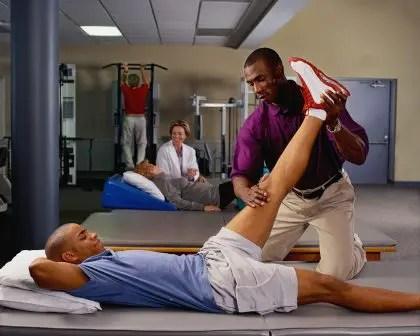 Psicología de Atleta Lesionado Imagen de Ayuda e