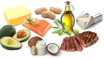 dieta cetosisgenica ciclica alimentos