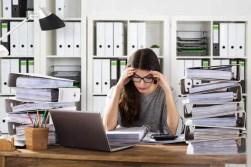 dor de cabeça mulher escritório el paso tx