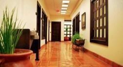 grand opening hallway clinic