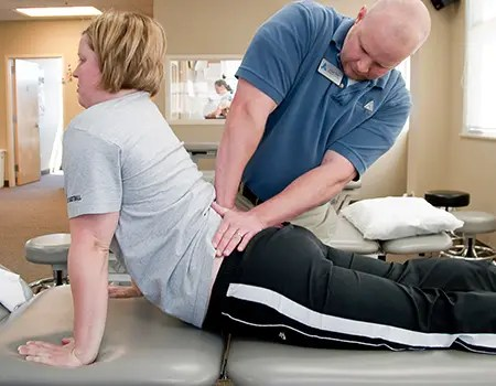 Evaluation of the McKenzie Method for Low Back Pain Body Image 5 | El Paso, TX Chiropractor