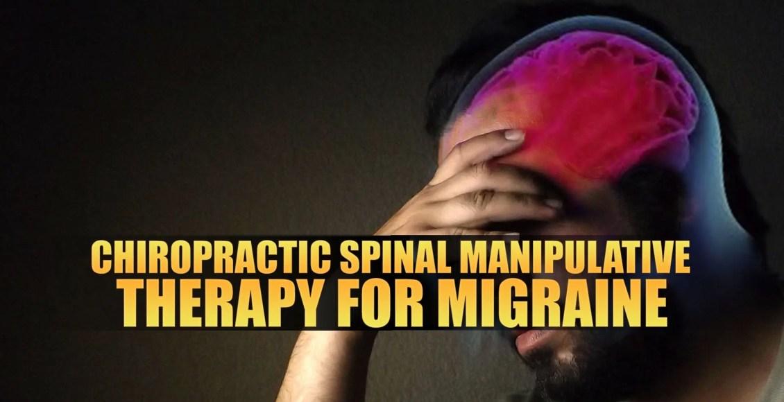 Kiropraktika Espinal Manipulative Therapy for Migraine Kovrilo Bildo El Paso, TX Chiropractor
