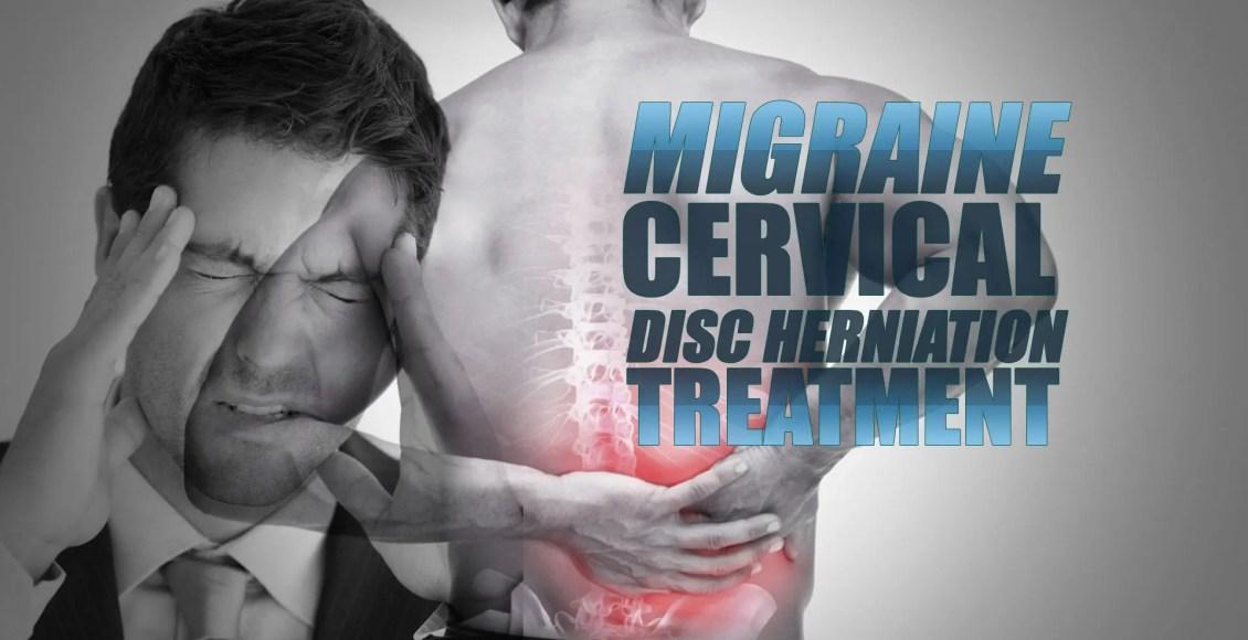El Paso, TX Chiropractor'da Migren ve Servikal Disk Herniasyon Tedavisi