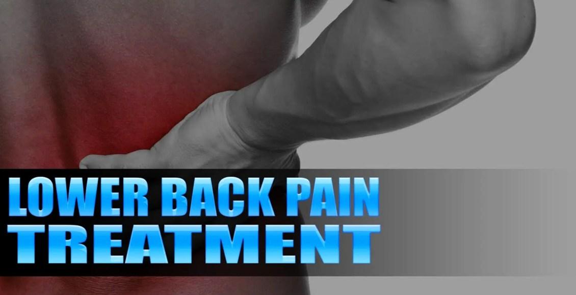 lesión de la parte inferior de la espalda el paso tx.