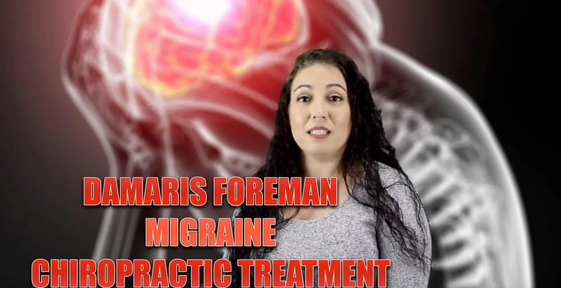 tratamiento de migraña quiropráctica el paso tx.