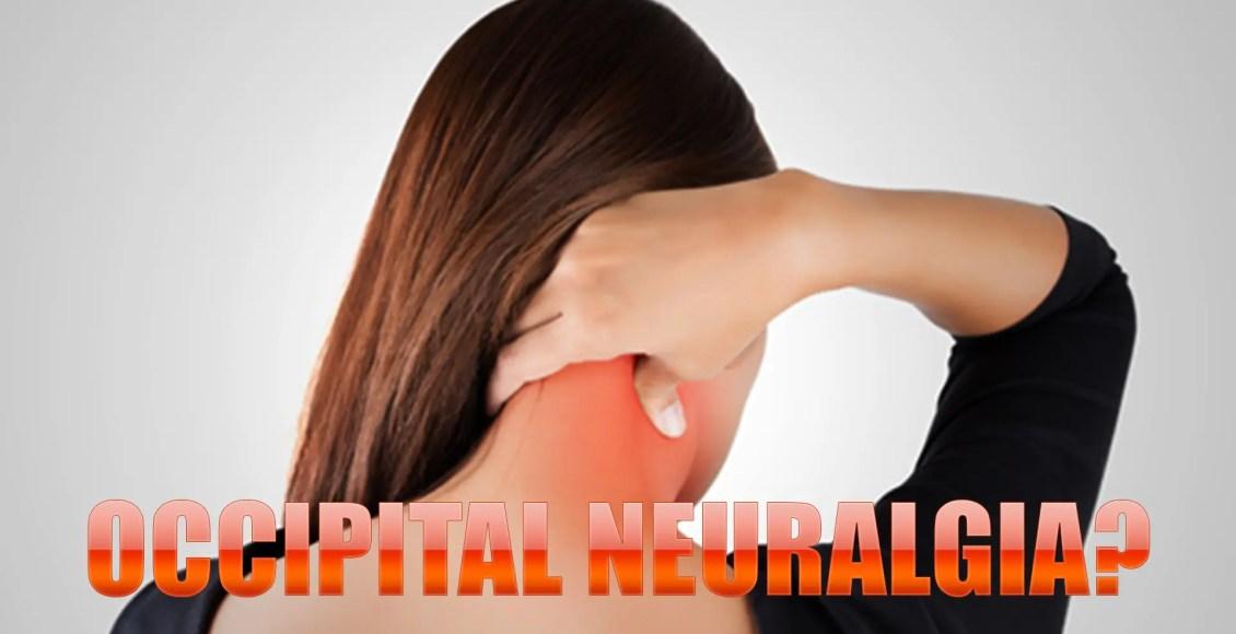 neuralgia occipital el paso tx.