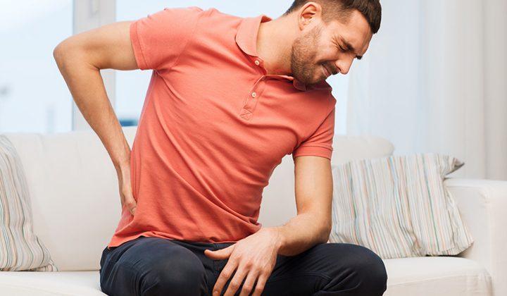 Precoce lombar gravidez irradiando dor