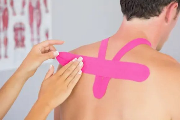 kinesio tape ways of usage el paso tx.