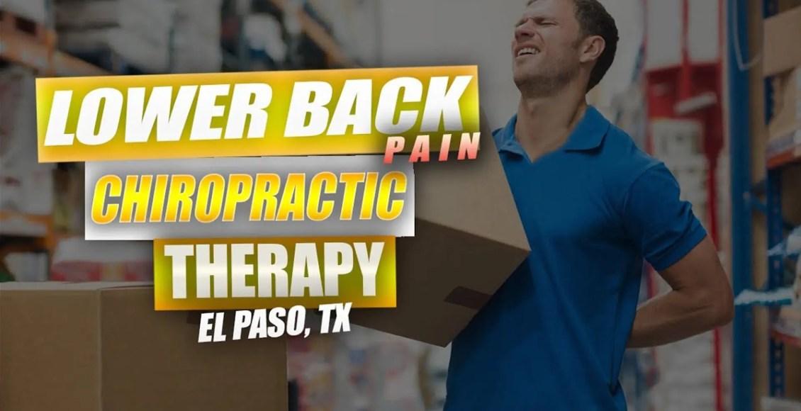 Tratamiento dolor de espalda y cuello el paso tx.