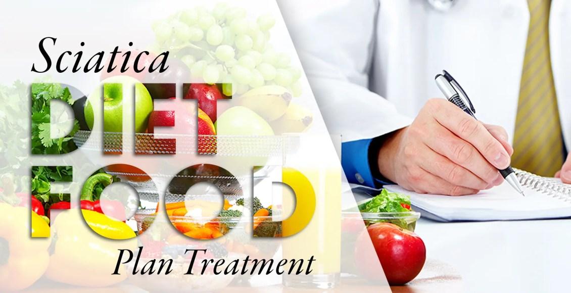 Perawatan Makanan Rencana Diet Sciatica | El Paso, TX Chiropractor