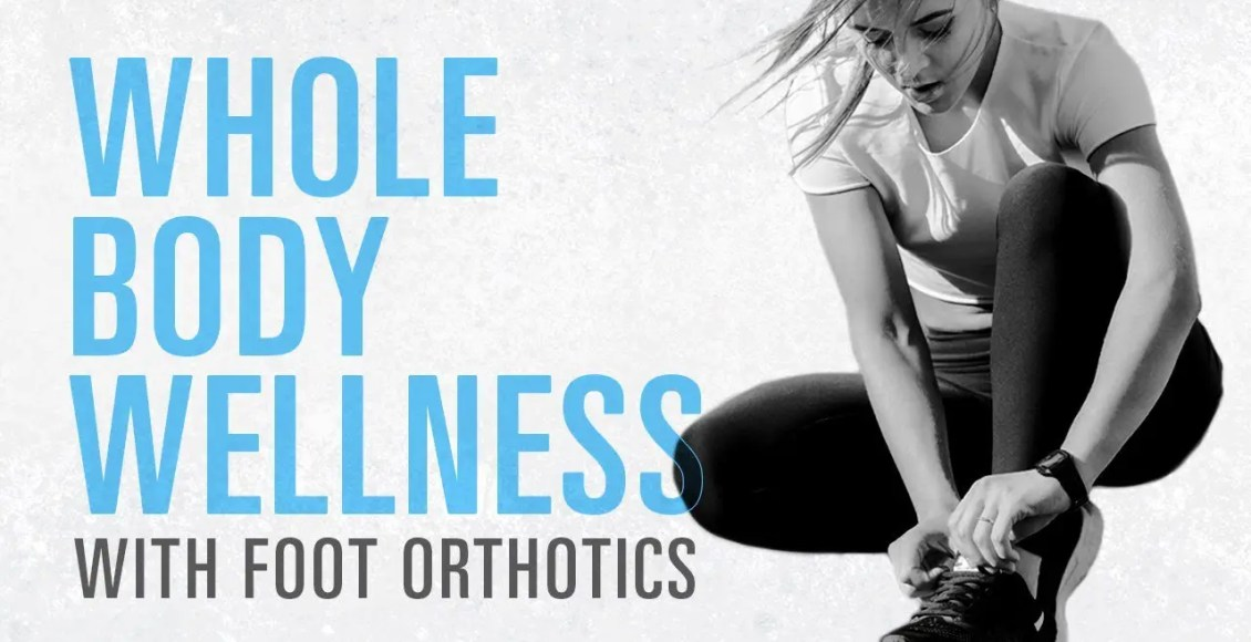 11860 Vista Del Sol Ste. 128 Improve Whole-Body Wellness with Custom *FOOT ORTHOTICS* El Paso, TX.