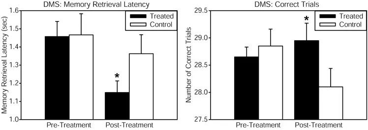 Figure 1 Cognitive Performance Improved After Transcranial Infrared Stimulation | El Paso, TX Chiropractor