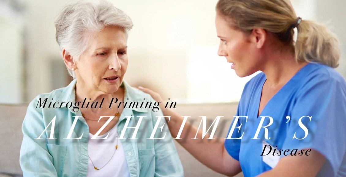 Микроглиальное воспламенение при болезни Альцгеймера | Эль Пасо, Техас Хиропрактик