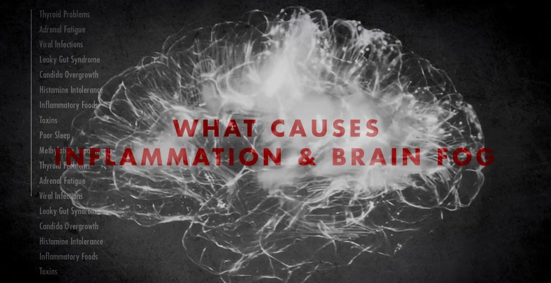 Neurología funcional: ¿qué causa la inflamación y la niebla cerebral? El | El Paso, TX Quiropráctico