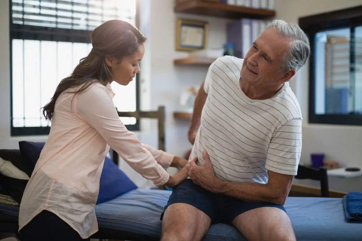 11860 Vista Del Sol, Ste. 128 Hip Issues Could Be Source of Lower Back Pain