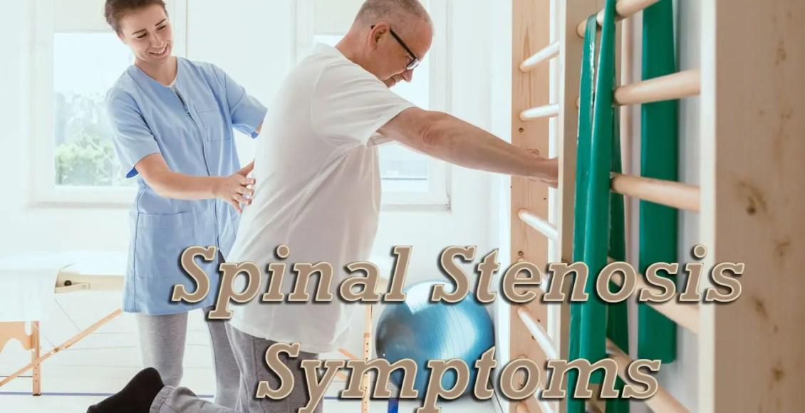 11860 Vista Del Sol, Ste. 128 Sintomas da estenose espinal Diagnóstico e tratamento precoces