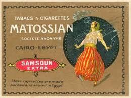 Samsundaki Casus Mısırlı : Matossian