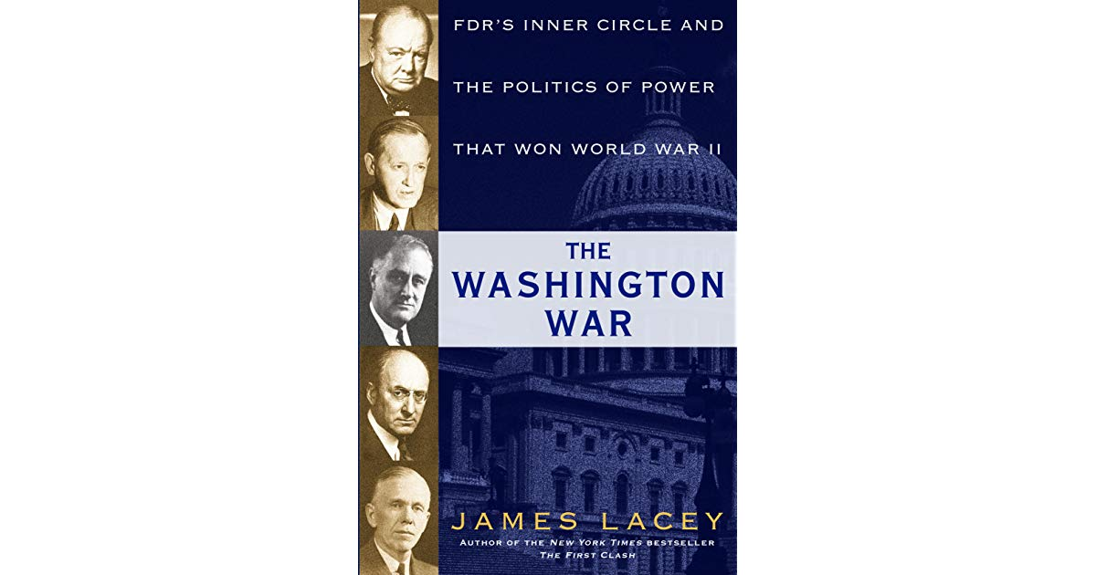 My Conversation With James Lacey, Author Of The Washington