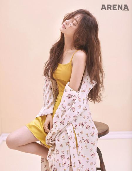 Song Ha Yoon Magazine Interview